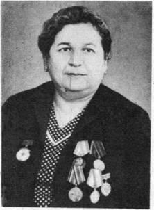 Сария Мамедова