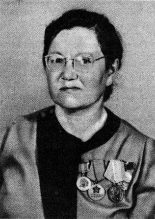 М.К. Алексеева